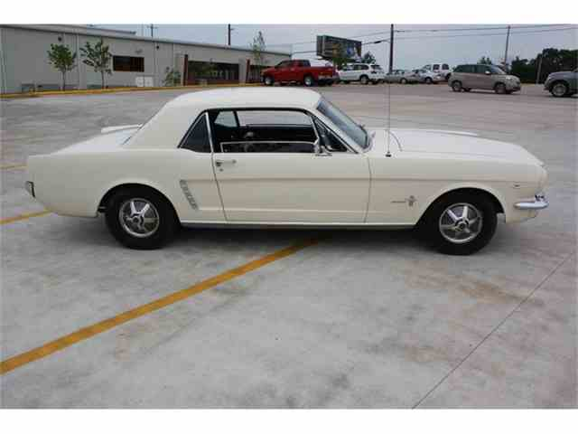 1965 Ford Mustang | 703320