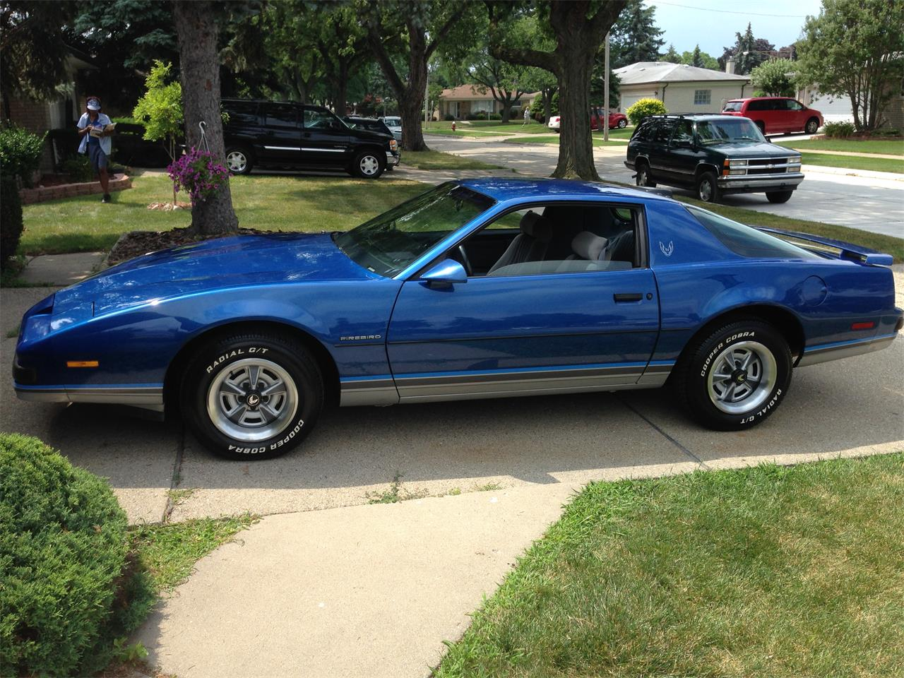 1986 pontiac firebird for sale cc 703337. Black Bedroom Furniture Sets. Home Design Ideas