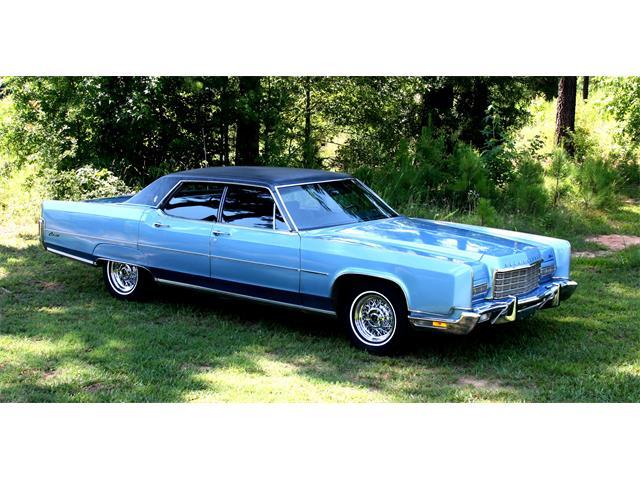 1973 Lincoln Continental | 703339