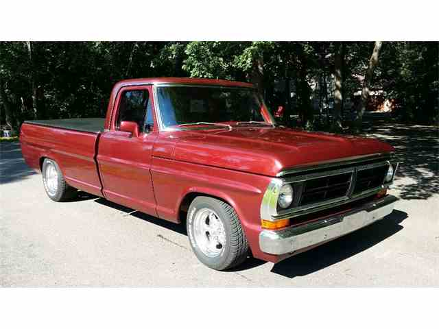 1972 Ford F100 | 703385