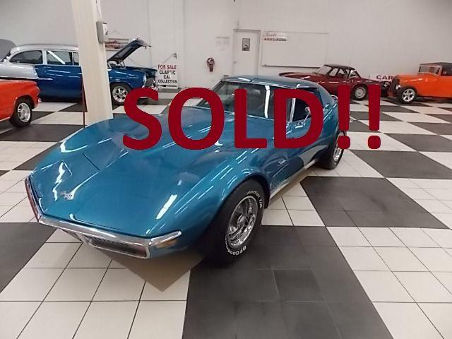 1971 Chevrolet Corvette | 703388