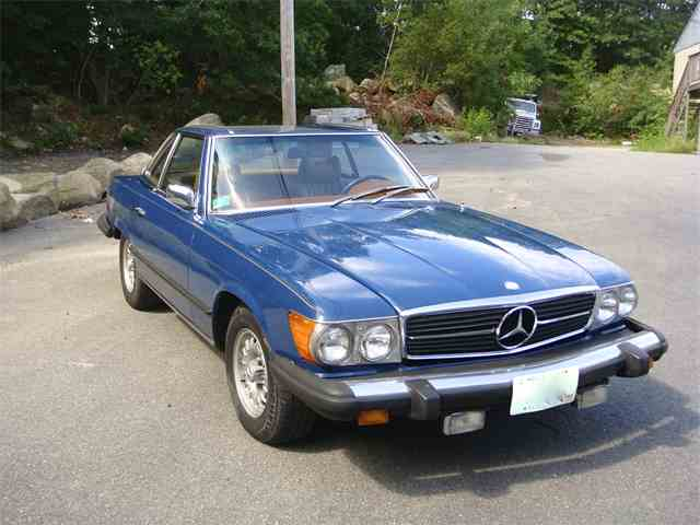 1974 Mercedes-Benz 450SL | 703548
