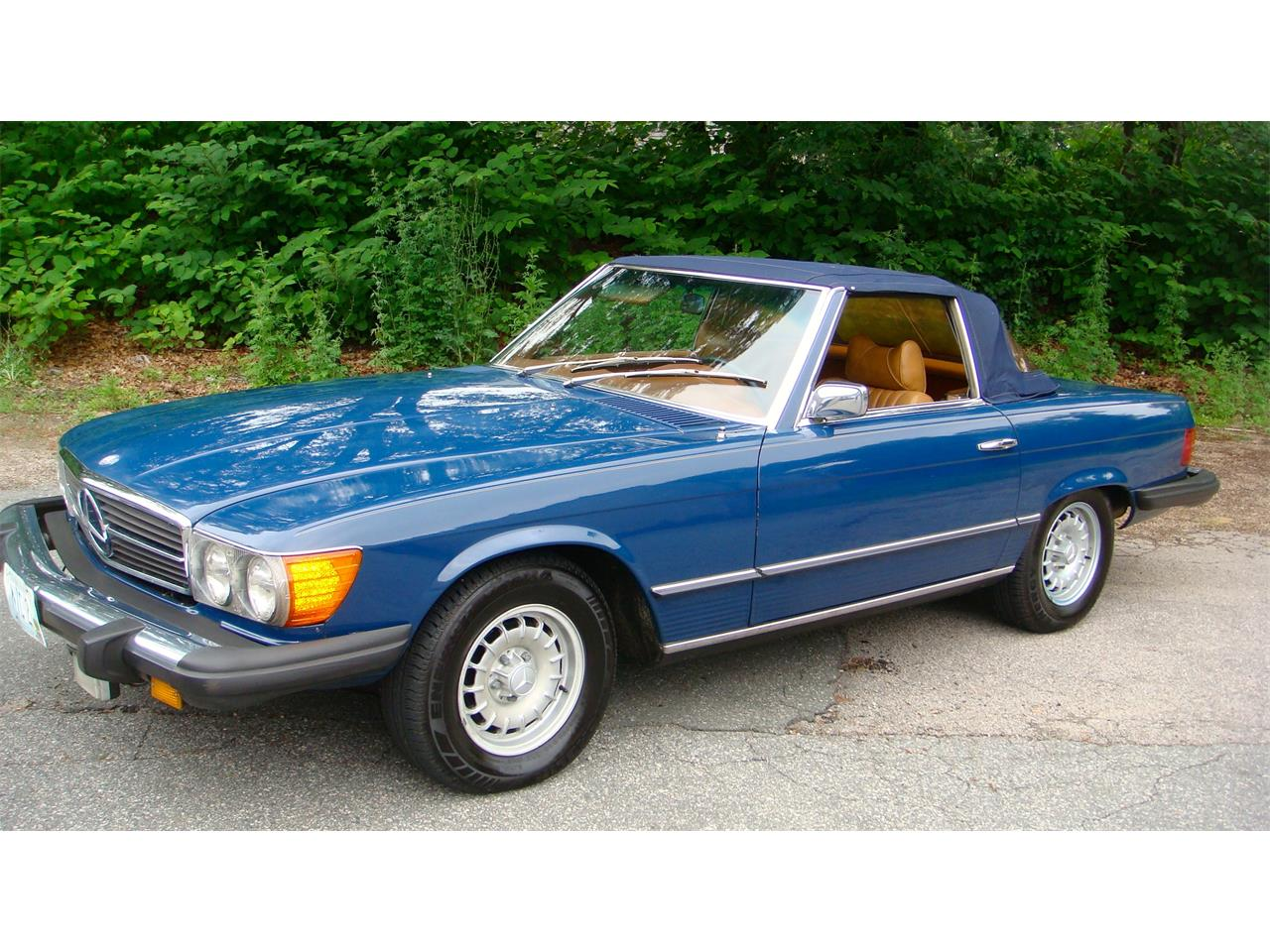 1974 mercedes benz 450sl for sale cc for Mercedes benz rhode island