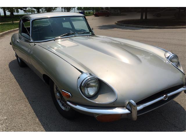 1968 Jaguar XKE | 703552