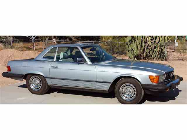 1984 Mercedes-Benz 380SL | 703570