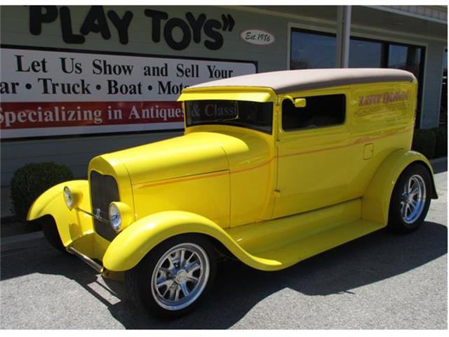 1928 Ford Sedan Delivery | 703599