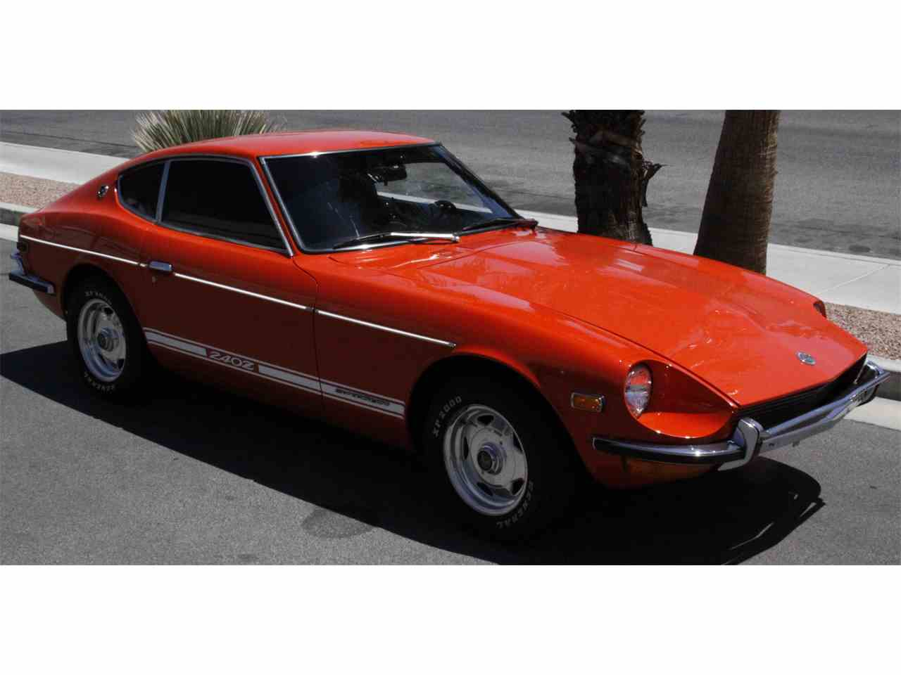 1972 datsun 240z for sale cc 703602. Black Bedroom Furniture Sets. Home Design Ideas