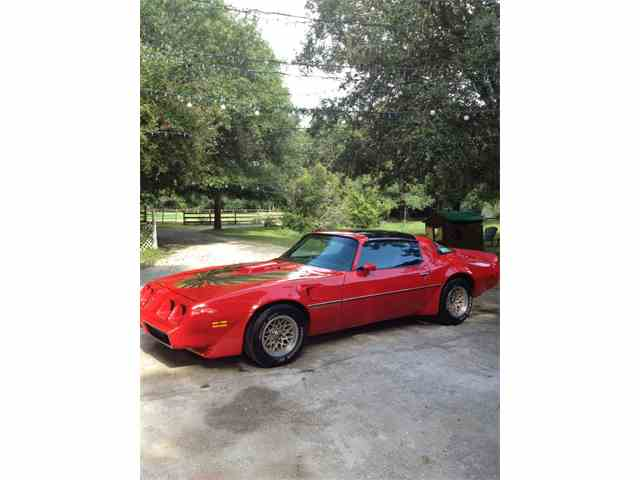 1979 Pontiac Firebird Trans Am | 703605