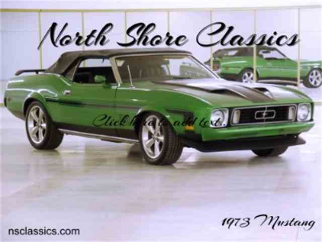 1973 Ford Mustang   703611
