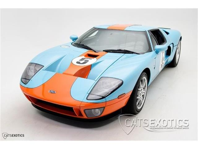 2006 Ford GT   703634