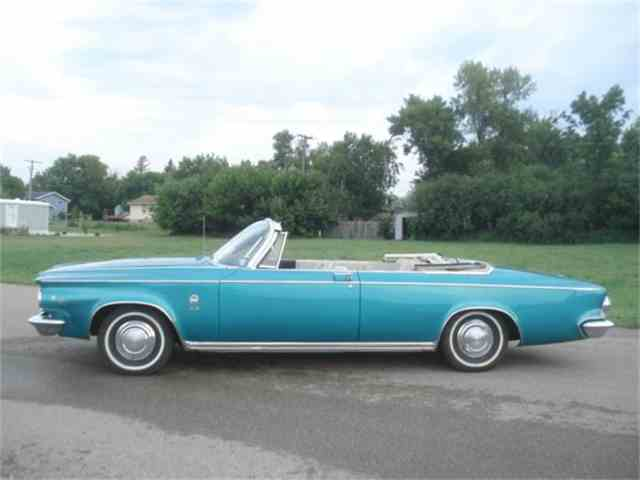 1963 Chrysler 300 Pacesetter Edition Convertible | 703882