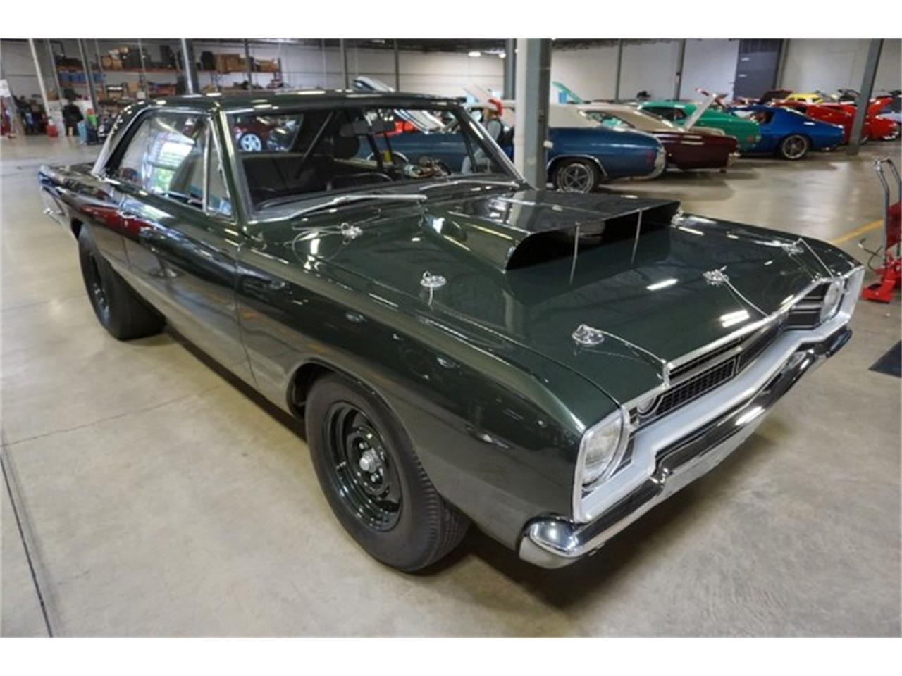 1968 dodge dart gts for sale cc 703884. Black Bedroom Furniture Sets. Home Design Ideas