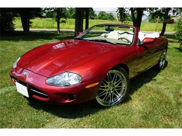 1998 Jaguar XK8 | 703908