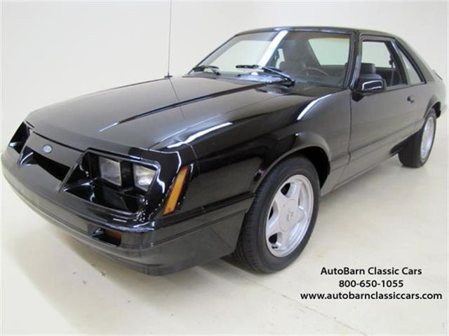 1986 Ford Mustang LX | 703910