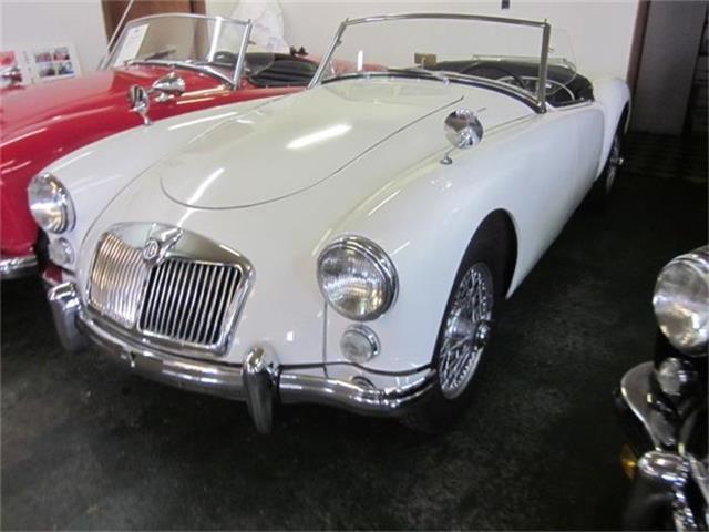 1960 MG MGA 1500 | 703920