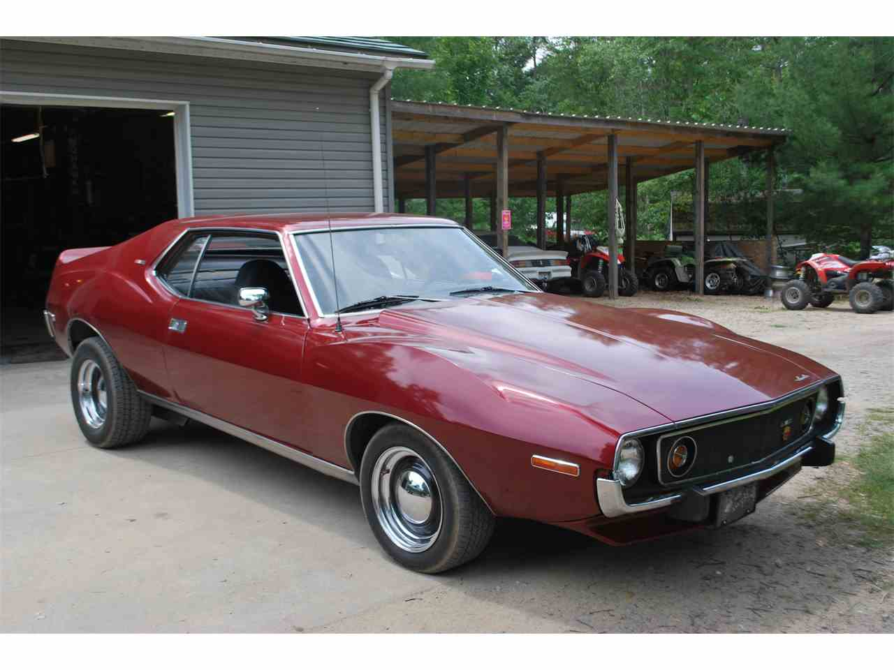 Large Picture of Classic '73 AMC AMX - F35G