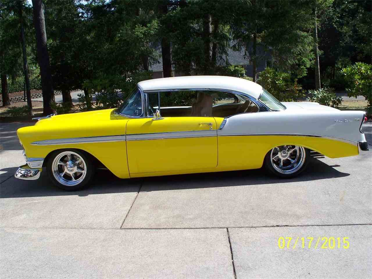 1956 chevrolet bel air for sale classic car liquidators - 1956 Chevrolet Bel Air For Sale Cc 703978
