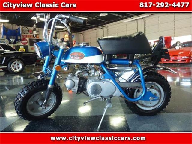 1970 Honda Motorcycle | 704017