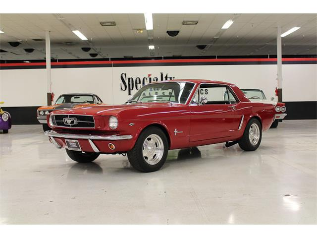 1965 Ford Mustang | 704040