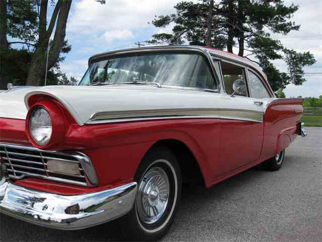 Picture of '57 Fairlane 500 - F3A4