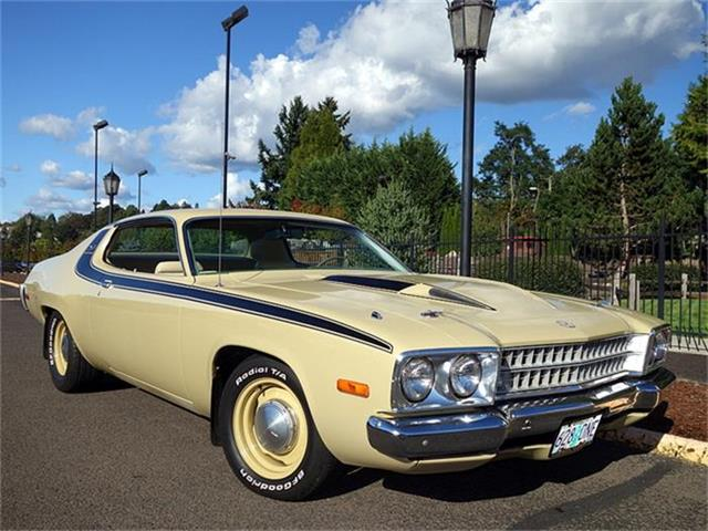 1973 Plymouth Satellite | 704109