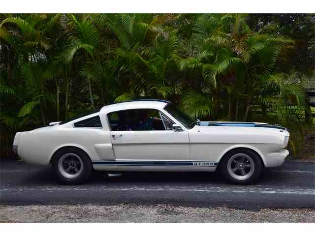 1965 Ford Mustang Shelby GT350 | 700042