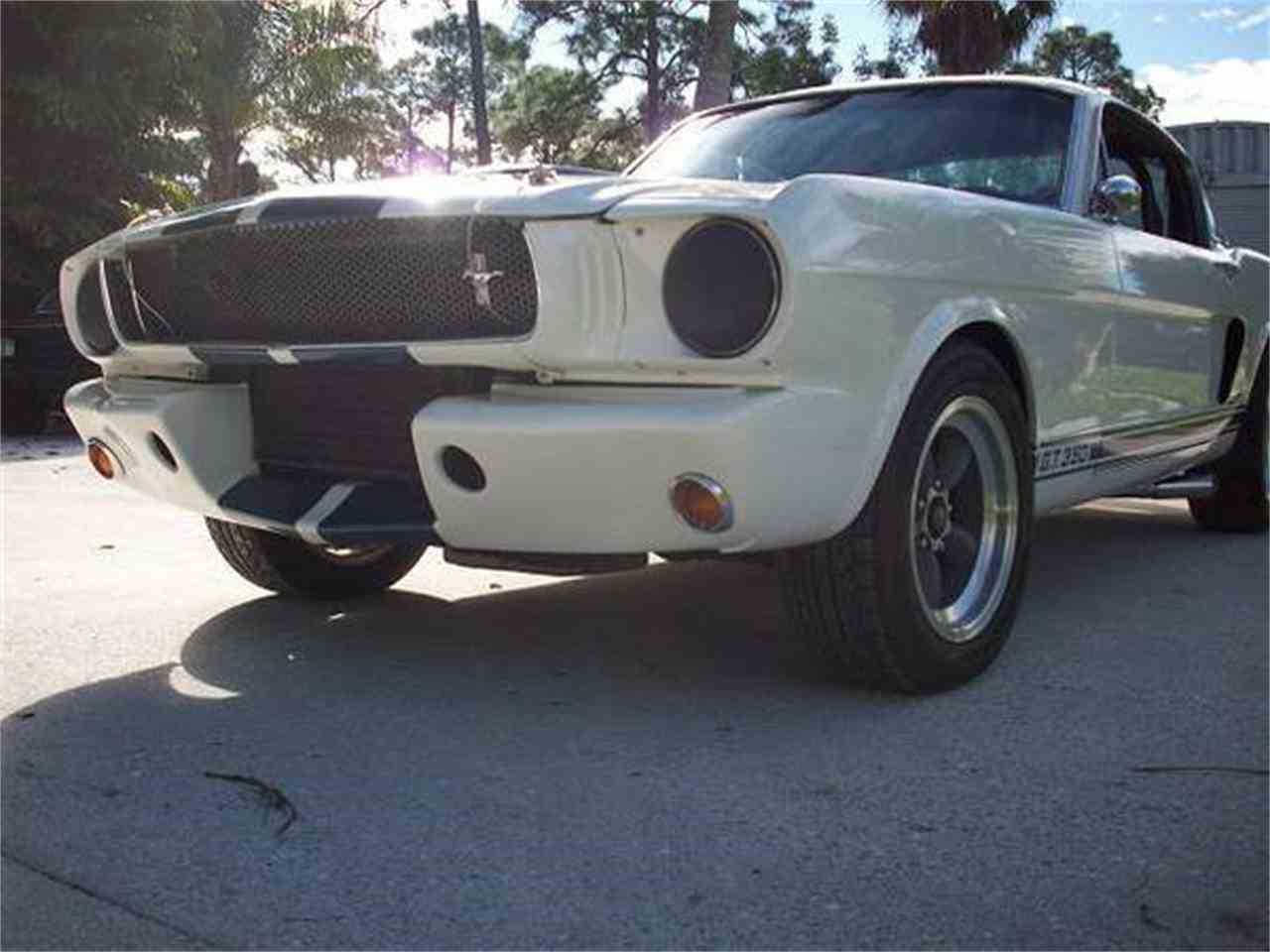 1965 ford mustang shelby gt350 for sale cc 700042. Black Bedroom Furniture Sets. Home Design Ideas