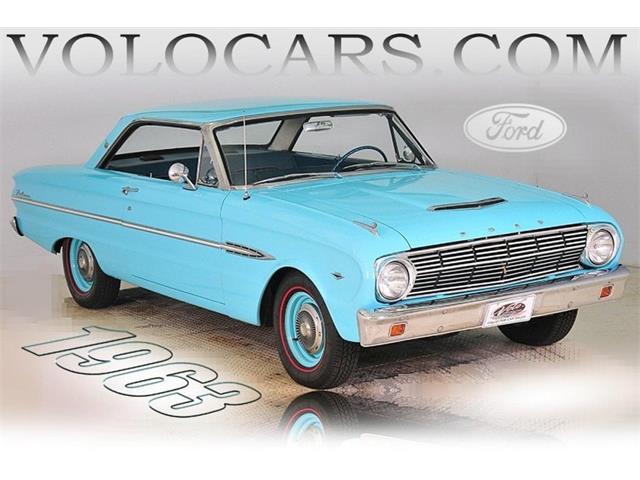 1963 Ford Falcon Futura | 704265