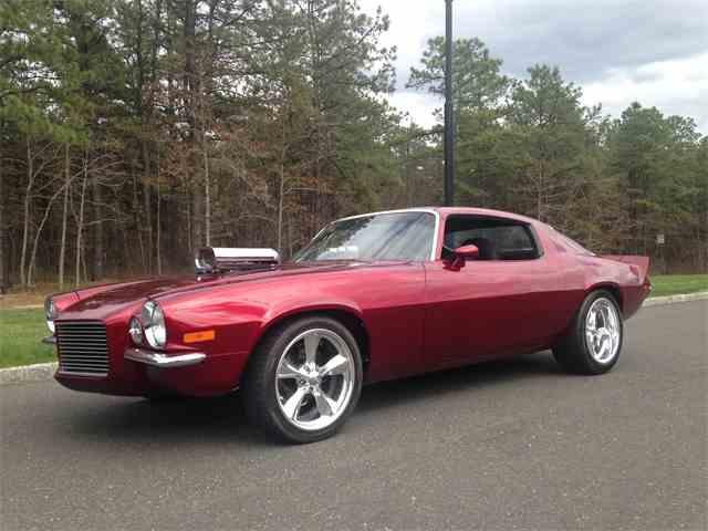 1972 Chevrolet Camaro RS/SS | 704349