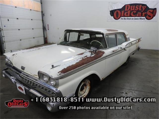 1959 Ford Galaxie | 704387