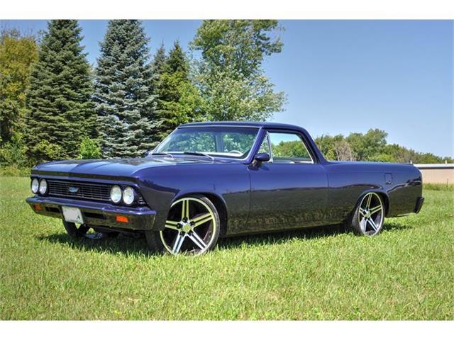 1966 Chevrolet El Camino | 700044