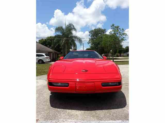 1993 Chevrolet Corvette | 704478