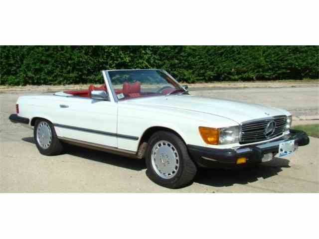 1978 Mercedes-Benz 450SL | 704511