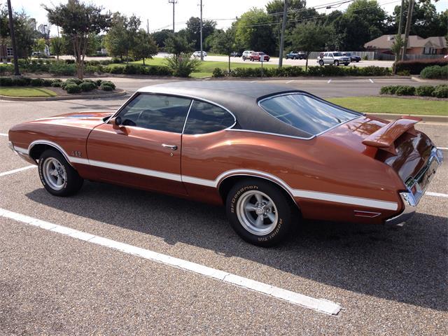 1971 Oldsmobile 442 | 704519