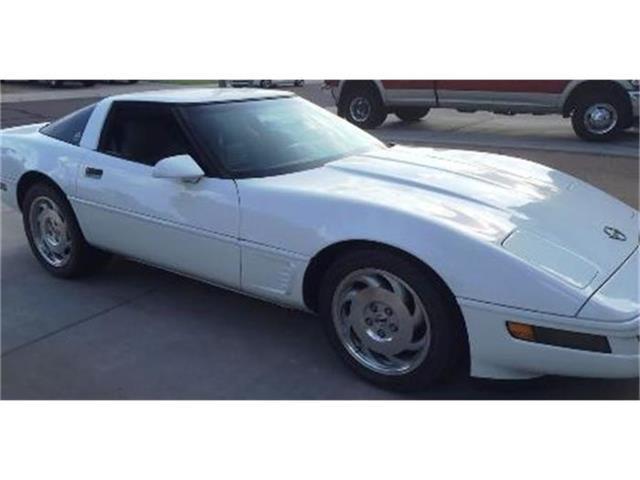 1996 Chevrolet Corvette | 704521
