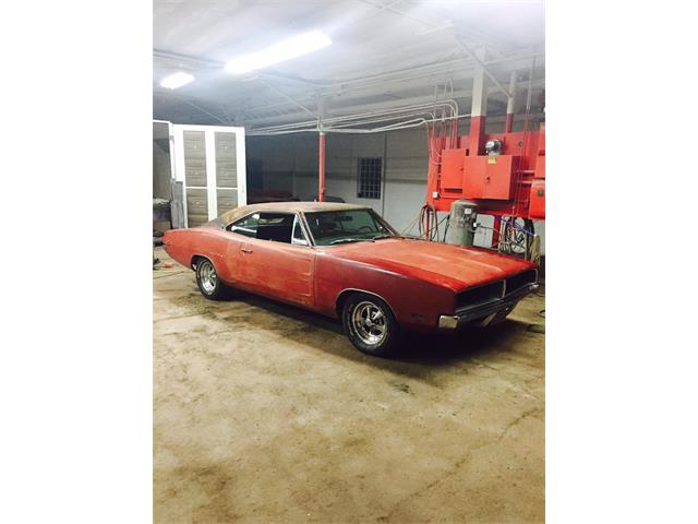 1969 Dodge Charger R/T | 704536