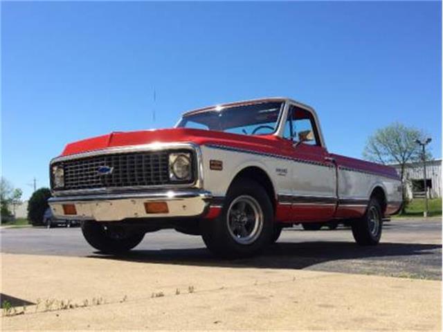 1972 Chevrolet Cheyenne | 704580