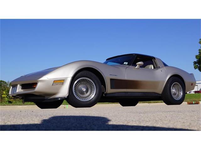 1982 Chevrolet Corvette | 704584
