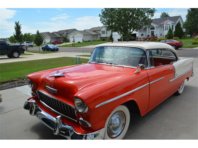 1955 Chevrolet Bel Air | 704646