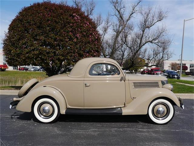 1936 Ford 3-Window Coupe | 700465