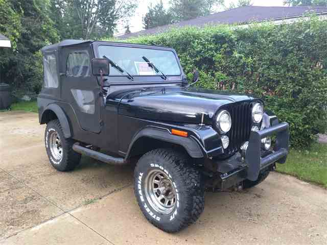 1982 Jeep CJ5 | 704653
