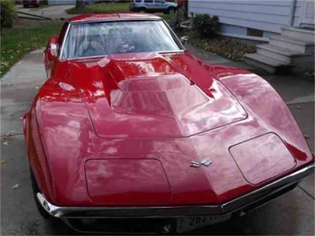 1968 Chevrolet Corvette | 704658