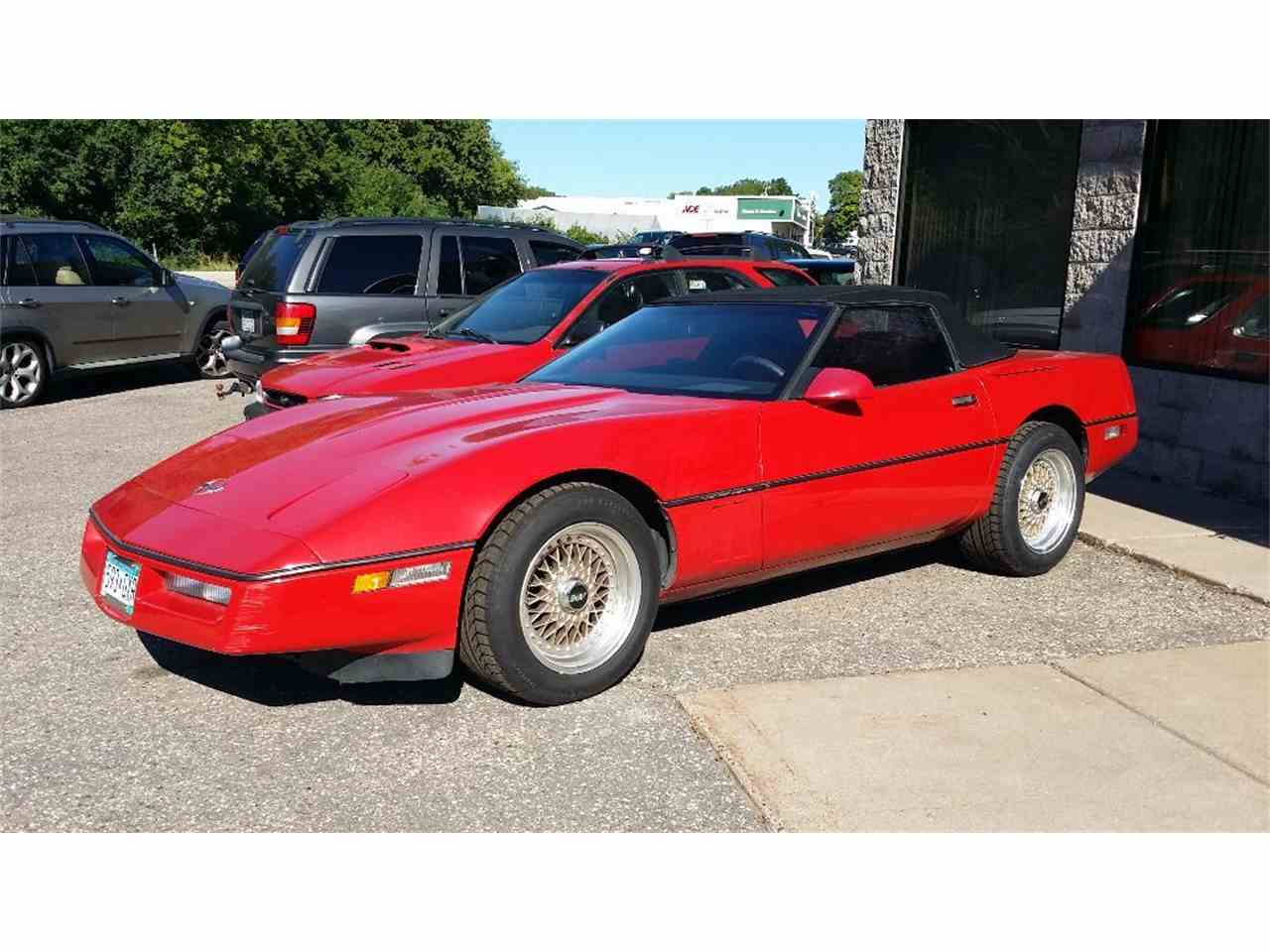 Large Picture of 1987 Chevrolet Corvette located in Annandale Minnesota Offered by Classic Rides and Rods - F3QD