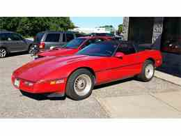 Picture of 1987 Chevrolet Corvette Offered by Classic Rides and Rods - F3QD