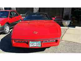 Picture of 1987 Corvette located in Minnesota Offered by Classic Rides and Rods - F3QD