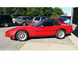 Picture of '87 Chevrolet Corvette Offered by Classic Rides and Rods - F3QD