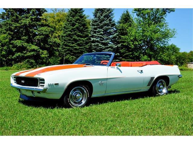 1969 Chevrolet Camaro | 700047