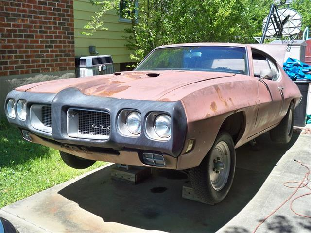 1970 Pontiac GTO | 700480