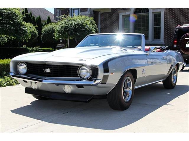 1969 Chevrolet Camaro | 704829