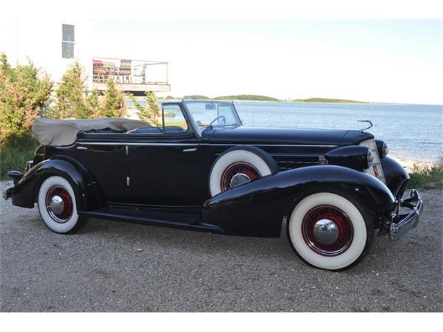 1935 Cadillac 4-Dr Sedan | 700486